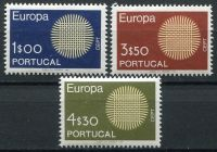 (1970) MiNo. 1092 - 1094 ** - Portugal - EUROPA issue - Cept