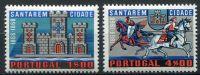 (1970) MiNr. 1109 - 1110 ** - Portugalsko - Santarém