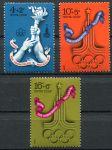 (1976) MiNr. 4563 - 4565 ** - UdSSR - Olympische Sommerspiele 1980