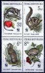 (1996) č. 110-113 ** - soutisk - ČR - Ochrana přírody (bez okraje)