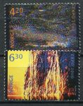 (2000) MiNr. 1349 - 1350 ** - Norsko - EXPO 2000, Hannover