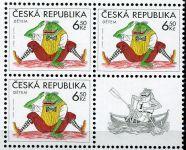 (2004) č. 402 ** VK-4 - Česká republika - Dětem - Žabák