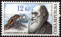 (2009) č. 586 ** - Česká republika - Charles Darwin