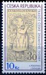 (2009) č. 587 ** - Česká republika - Tradice české známkové tvorby