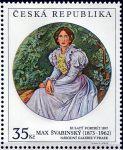 (2013) č. 794 ** - Česká republika - Max Švabinský