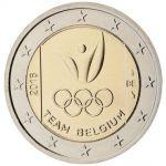 (2016) - 2 € - Belgie - Letní olympijské hry Rio de Janeiro (BU)