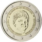 (2016) - 2 € - Belgium - International Day of Missing Children (BU)