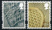 (2019) MiNr. 130 - 131 ** - Severní Irsko - Zemský znak