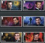 (2020) MiNr.  4541 - 4546 ** - Velká Británie - James Bond (I.)