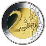 (2004) 2€ - Lucembursko - Monogram, velkovévoda Henri - mincovní karta | www.tgw.cz