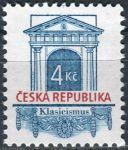 (1996) č. 118 ** - Česká republika - Klasicismus