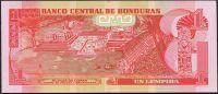 Honduras - (P 96b) 1 LEMPIRA (2014) - UNC | www.tgw.cz