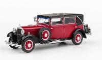 Abrex (1932) Škoda 860 - luxusní osobní vůz - veterán (1:43)