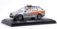Abrex (2004) Škoda Octavia II - Mobil SERVICE (1:43)