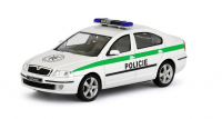 Abrex (2004) Škoda Octavia II - Policie (1:43)