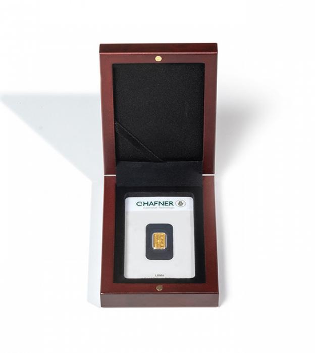 Etue VOLTERRA Gold pro slitek v originálním blistru | www.tgw.cz