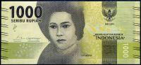 Indonesie - (P 154c.1) - 1000 RUPIAH (2018) - UNC | 1 AP série