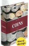 Leuchtturm Optima Coins album na mince (desky + 5 listů)