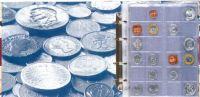 Leuchtturm Optima Coins album na mince (desky + 5 listů) | www.tgw.cz