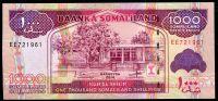 Somaliland - (P 20c) 1000 Shillings (2014) - UNC