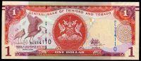 Trinidad a Tobago (P46 Аa.2) - 1 dolar (2006) - UNC | www.tgw.cz
