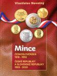 Katalog - Mince Československa, České a Slovenské republiky 1918-2020
