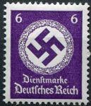 (1942) MiNr. D 169 ** - Deutsches Reich - Služební známka
