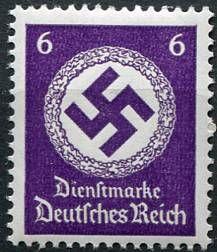 (1942) MiNr. D 169 ** - Deutsches Reich - Služební známka | www.TGW.cz