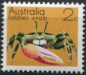 (1973) MiNr. 527 ** - Austrálie - Krab bojovný