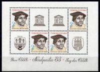 (1983) A 2613 ** - Československo - Výstava poštovních známek - NORDPOSTA