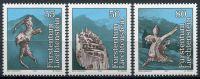 (1984) MiNr. 843 - 845 ** - Lichtenštejnsko - Lichtenštejnské legendy