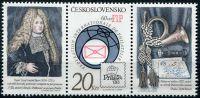 (1986) č. 2747 A ** S - Československo - Praga 1988