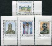 (1990) č. 2961 - 2964 ** KD - Československo - Umění 1990