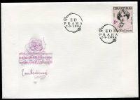 (1996) FDC 114 - Česká republika - Ema Destinová