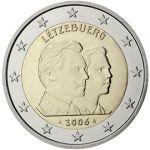 (2006) 2€ - Lucembursko - 25. narozeniny velkovévody Guillauma (0/0)