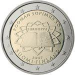(2007) 2€ - Finsko - Římská smlouva (BU)