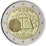 (2007) 2€ - Lucembursko - 50. výročí Římské smlouvy (0/0)
