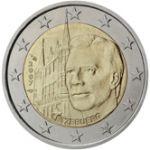 (2007) 2€ - Lucembursko - Velkovévodský palác (0/0)