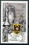 (2019) MiNr. 3457 ** - Rakousko - 500. výročí úmrtí císaře Maximiliána I.