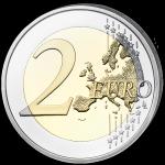 Finsko - mince 2 €