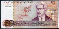 Brazílie (P 210) - 50 cruzados (1986) - UNC