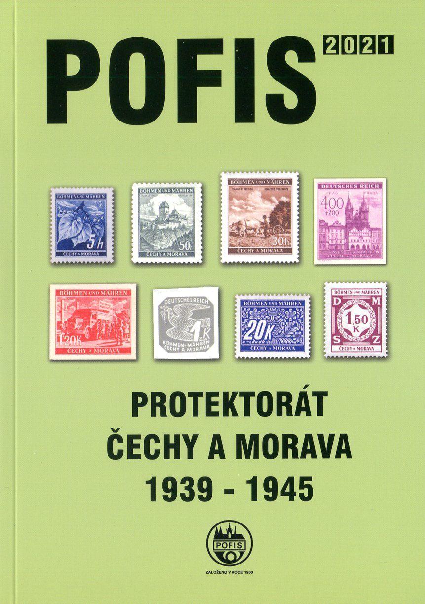 Katalog POFIS - Protektorát Čechy a Morava 1939-1945 | www.TGW.cz