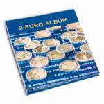 Leuchtturm NUMIS - desky na 2 € mince (bez listů)