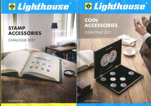 Katalogy Leuchttrum 2021 - Filatelie + Numismatika | www.tgw.cz