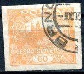 (1918) č. 17 - O - ČSR I. - Hradčany 60 h