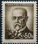 (1945) č. 414 ** - Československo - Portréty T. G. Masaryk | www.tgw.cz