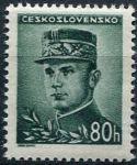 (1945) č. 416 ** - Československo - Portréty M. R. Štefanik | www.tgw.cz