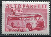 (1952) MiNr. BA 6 ** - Finsko - Autopošta - balíky | www.tgw.cz