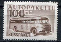 (1958) MiNr. BA 9 ** - Finsko - Autopošta - balíky | www.tgw.cz