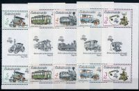 (1987) č. 2794 - 2798 ** - S 2 - Československo - Technické památky ČSSR